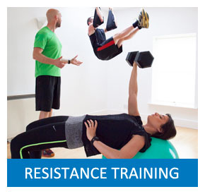 Click Here for Progressive Resistance Training